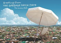 """Il Garbage Patch State, uno Stato """"inesistente""""."""