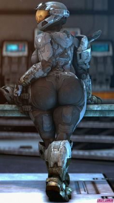 """creepychimera: """" More Security Spartan Butt! Anime Sexy, Thicc Anime, Halo Spartan Armor, Halo Armor, Chica Alien, Anime Alien, Halo Cosplay, Character Art, Character Design"""