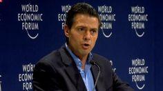 México afronta el reto de la seguridad, destaca Peña Nieto