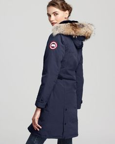 how does the canada goose kensington fit