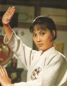 Angela Mao in a great martial arts film called Hapkido.