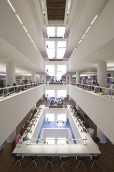 projetos 141.02 equipamento cultural: Biblioteca Pública de Amsterdam | vitruvius