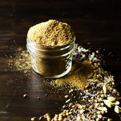 Sri Lankan Roasted Curry Powder | The Flavor Bender