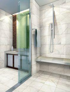Eramosa Ice 12x24 Porcelain Tile Showers Pinterest