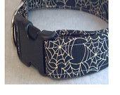 Dog Collar- Charlottes Web Sugar Plum Collars