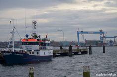 Kiel, mit Blick aufs Ostufer