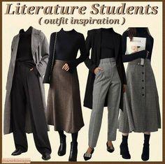 Retro Outfits, Mode Outfits, Vintage Outfits, Casual Outfits, Vintage Fashion, Fashion Outfits, Fashion Hacks, Fashion Tips, Hijab Fashion