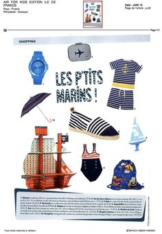 Bianca and Family, AIR FRANCE MAGAZINE, Juin 2015