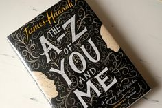 notes on paper: Portable Magic: 'The A-Z of You and Me' by James Hannah You And I, This Book, Told You So, Notes, Magic, Thoughts, Reading, Paper, Report Cards
