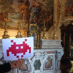 Invasioni digitali. Invasione piano Cattedrale di Palermo 2016.