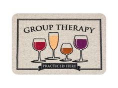 The next step...being a therapist, not the drinking.  Well, maybe both?