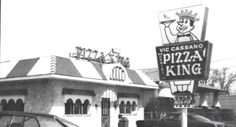 The original Cassano's  on Water Street, Piqua