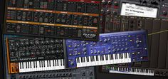 Free VST Plugins: 15 Synth VST Plugins