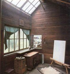 sky windows in master bedroom