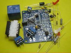 Kit fai da te scatola di montaggio elettronica - interruttore a sensore