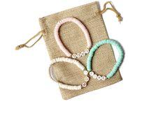 Custom Name Bracelet, Custom Heishi Beaded Bracelet, Personalized Word Bracelet, Initial Bracelet, Heishi Discs Stretch Bracelet