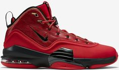 Nike Air Pippen VI University Red/White-Black