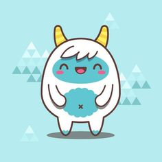 Tuto Illustrator Creating a Simple Kawaii Yeti With Basic Shapes in Adobe Illustrator Kawaii Illustration, Illustration Mignonne, Character Illustration, Web Design, Graphic Design Tutorials, Font Design, Adobe Illustrator Tutorials, Photoshop Illustrator, Monster Characters