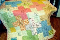 Baby quilt I want to make