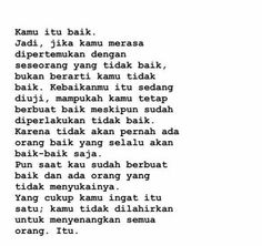 60 New Ideas Quotes Indonesia Motivasi Islam Rude Quotes, Quotes About Haters, Karma Quotes, Reminder Quotes, Text Quotes, Quran Quotes, People Quotes, Faith Quotes, Words Quotes