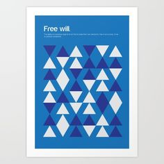 Free will is the ability of conscious agents to be free to make their own decisions, free of any social, moral or political constraints.<br/> <br/> Philographics, designed by Genís Carreras, text by Chris Thomas.