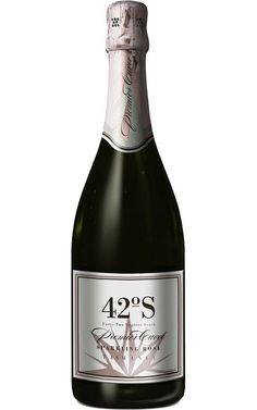 42 Degrees South Premier Cuvee Sparkling Rosé NV Coal River Valley - 6 Bottles Red Berry Fruit, Fresh Fruit, Salmon Color, Sparkling Wine, Rose, Wines, Champagne, Bottles, Berries