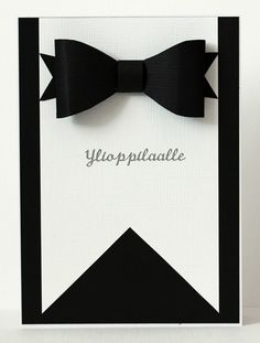 Diy Cards, Diy Gifts, Graduation, Creations, Packaging, Black And White, Invitations, Cards, Man Card