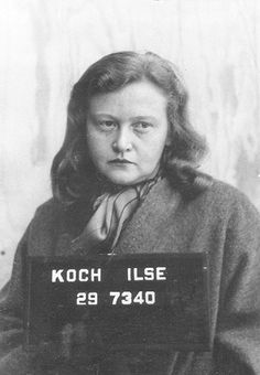 Notorious Nazis Ilse Koch, her husband Karl Otto Koch and Erich Koch are the ghosts of Koch Industries,  who seized the U.S. conservative political agenda years ago and seem capable of seizing the government in total through the Tea Party.  Ilse Koch was the Nazi's specialist in making objects from human skin;  was the only woman charged with war crimes; and along with her husband was in charge of one of the most horrific horror camps in Nazi Germany.