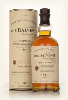 Good Scotch | Balvenie PortWood 21 Year Old | Or Aberlour, Glenlivet, Glenfiddich, Macallam, etc.