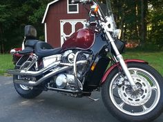 My 91 Honda shadow 1100 Honda Motorcycles, Custom Motorcycles, Honda Shadow 1100, Bobber, Motorbikes, Deadpool, Harley Davidson, Jeep, Transportation