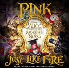 Pink – Just Like Fire (Audio, Recensione
