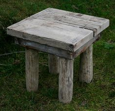 Driftwood Coffee Table, Drift Wood Side Table, Driftwood Furniture Cornwall £120.00