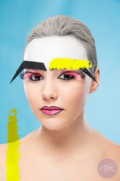 Beauty pop art