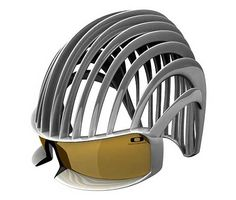 abe5112a9c0 Ribbed Motorcycle Helmets - The first thing I can say about the Gladiator  Helmet is that it allows for excellent ventilation. This unusual dome  protector ...