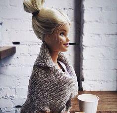 Barbie hipster
