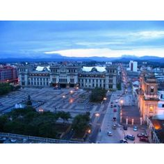 Centro Histórico, Guatemala City #placesihavebeen