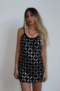 #vestido #silver #divine #night #out #moda2015 #look #fashion