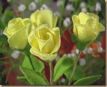 OVER 1400 CROCHET 3D FLOWERS FOR ALL