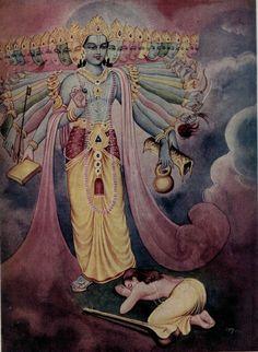 Dandavats | Krishna, Lord of Paradox