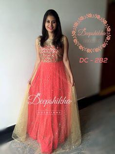 DC - 282For queries kindly inbox orEmail - deepshikhacreations@gmail.com Whatsapp / Call -  919059683293 04 July 2016 29 November 2016