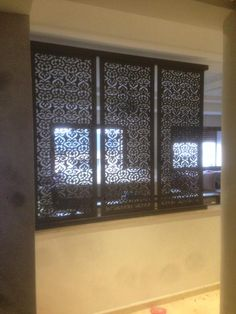 Menuiserie de bois salon marocain | salon marocain moderne ...