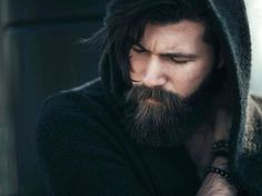 Franggy Yanez: Tall, dark and bearded.