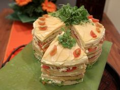 Recetas Choly Berreteaga| Torta salada | Utilisima.com