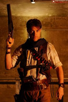 Rick O'Connell (The Mummy) Photographed by Carlos Adama Geek Photography