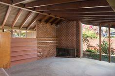 5281 East El Roble Street Long Beach, CA, , John Lautner, FAIA - The Alexander House, 1951