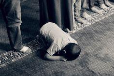 Criança, Oração, Muçulmano, Islão, Fé, Religiosa
