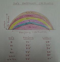 Halfmoon shawl