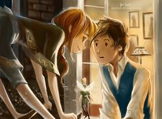 """""""call us. Petra and Wendell (Peter and Wendy from Peter Pan)"""" The 10 Coolest Gender Bent Disney Characters Ever Disney Gender Swap, Gender Bent Disney, Disney Gender Bender, Disney Anime Style, Disney Fan Art, Disney And Dreamworks, Disney Pixar, Disney Characters, Punk Disney"""