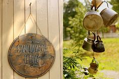 Kaalisörsselssön ja visiitti Metsäkylän Navetalle Wind Chimes, Bottle Opener, Outdoor Decor, Wall, Home Decor, Decoration Home, Room Decor, Dreamcatchers, Bottle Openers
