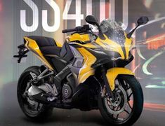 Bajaj Pulsar 400 SS specifications, features, colours and user Moto Bike, Motorcycle, Bajaj Auto, 17 Inch Wheels, Four Stroke Engine, Bike Pic, Hd Backgrounds, Wallpapers, Tubeless Tyre